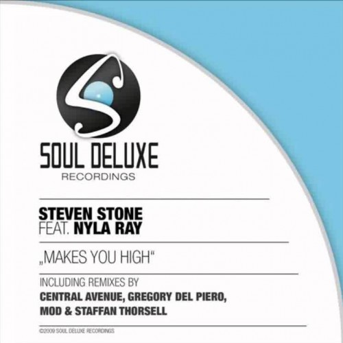 Steven Stone Feat. Nyla Ray -Makes You High