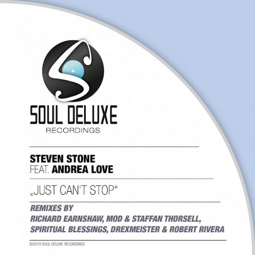 Steven Stone ft Andrea Love -  Just Can't Stop