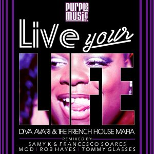 Diva Avari, The French House Mafia -Live Your Life (MoD Disco Re-Touch)